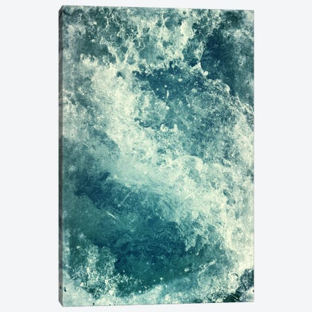 Water I Canvas Print #DOC31} by Dr. Lukas Brezak Art Print