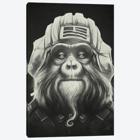 Commander Canvas Print #DOC3} by Dr. Lukas Brezak Canvas Artwork