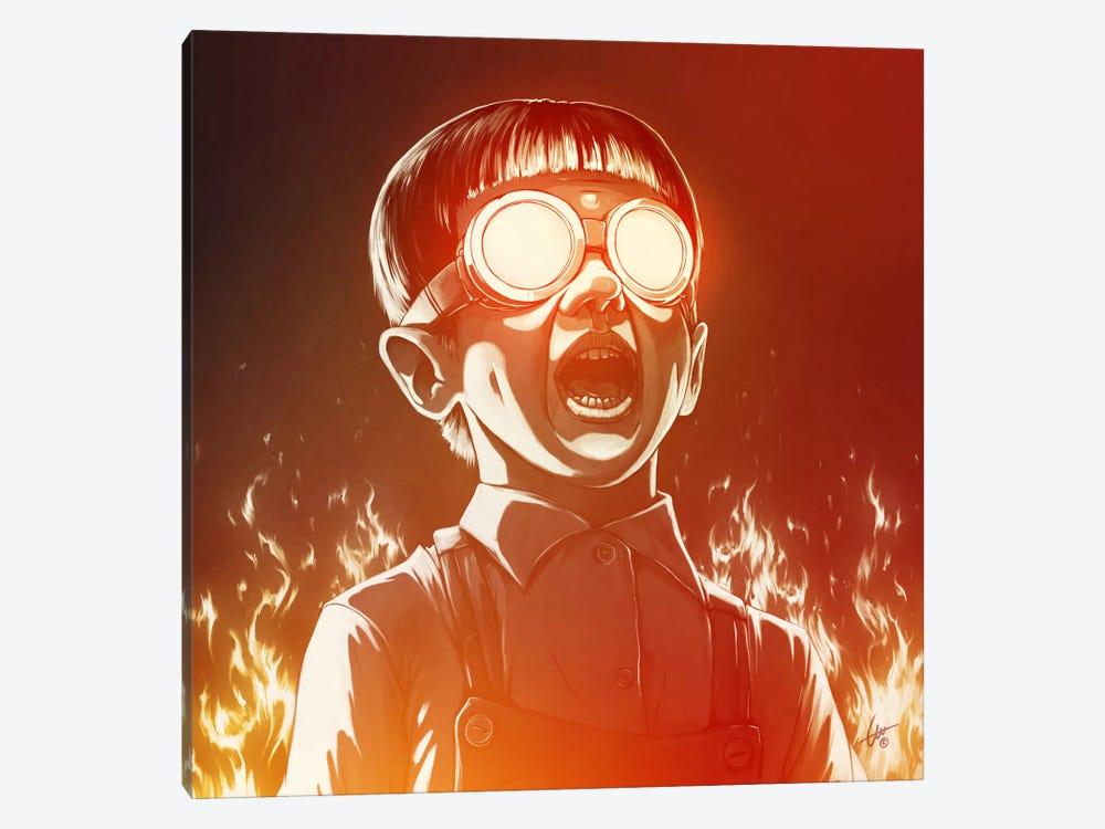 FIREEE! by Dr. Lukas Brezak 1-piece Art Print