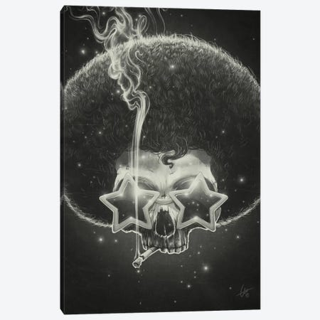 Mr. Stardust Canvas Print #DOC9} by Dr. Lukas Brezak Canvas Artwork