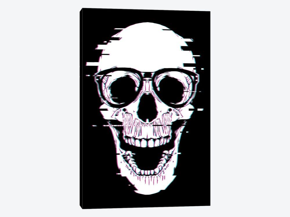 Back To Skull by Denis Orio Ibañez 1-piece Art Print