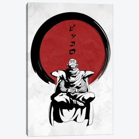 Piccolo Zen Canvas Print #DOI136} by Denis Orio Ibañez Canvas Print