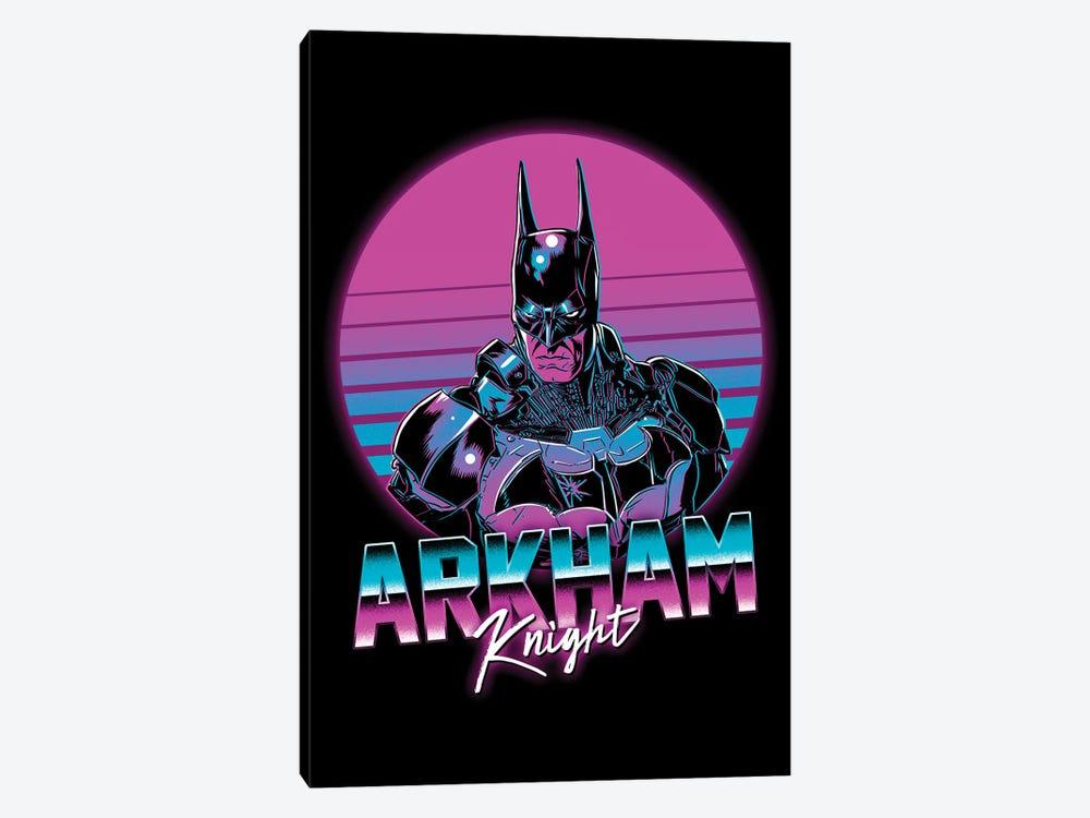 Arkham Knight by Denis Orio Ibañez 1-piece Canvas Wall Art