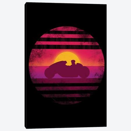 High-Tech Motorcycle Canvas Print #DOI224} by Denis Orio Ibañez Canvas Print