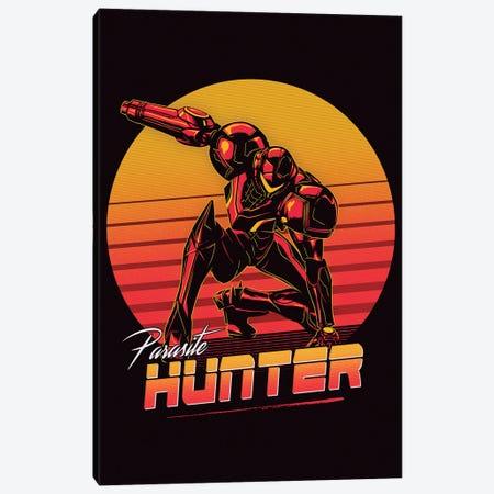 Parasite Hunter Canvas Print #DOI225} by Denis Orio Ibañez Canvas Print