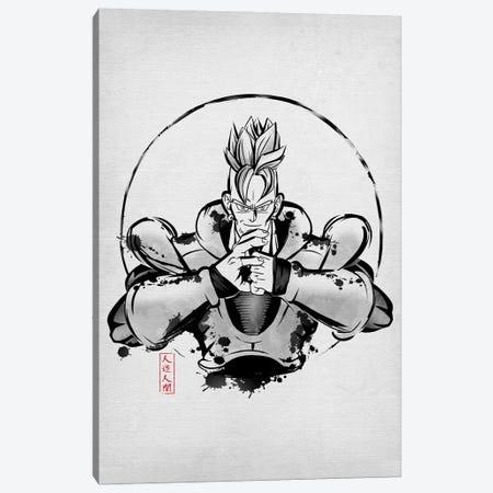 Cyborg 16 Canvas Print #DOI266} by Denis Orio Ibañez Canvas Art Print