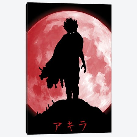 Tetsuo Canvas Print #DOI373} by Denis Orio Ibañez Canvas Wall Art