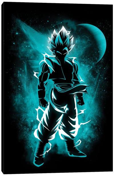 Fusion Warrior Canvas Art Print