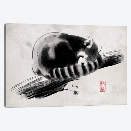 Comfortable Branch 3-Piece Canvas #DOI392} by Denis Orio Ibañez Canvas Art