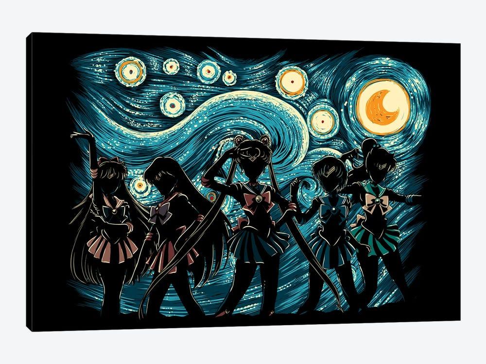 Sailor's Night by Denis Orio Ibañez 1-piece Canvas Wall Art