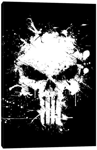 Violence Canvas Art Print