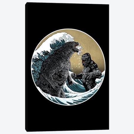 The Great Titans Canvas Print #DOI500} by Denis Orio Ibañez Art Print