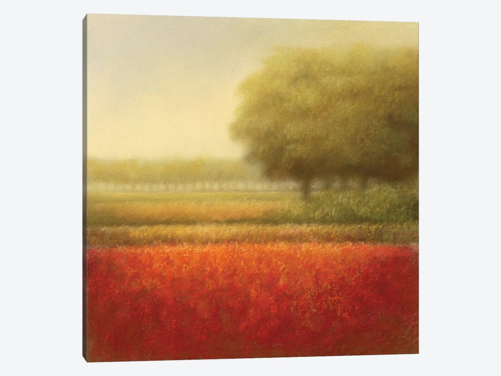 Autumn Field by Hans Dolieslager 1-piece Canvas Art
