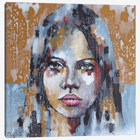 Behind The Window II Canvas Print #DOM104} by Donatella Marraoni Art Print
