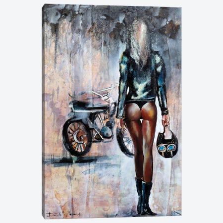 Follow Me Canvas Print #DOM10} by Donatella Marraoni Art Print