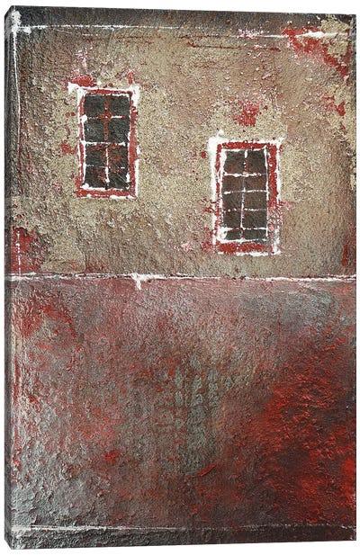 Resto A Casa Canvas Art Print