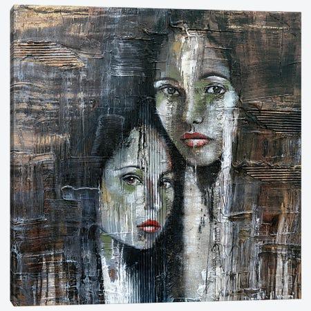 Complicity Canvas Print #DOM133} by Donatella Marraoni Canvas Art Print