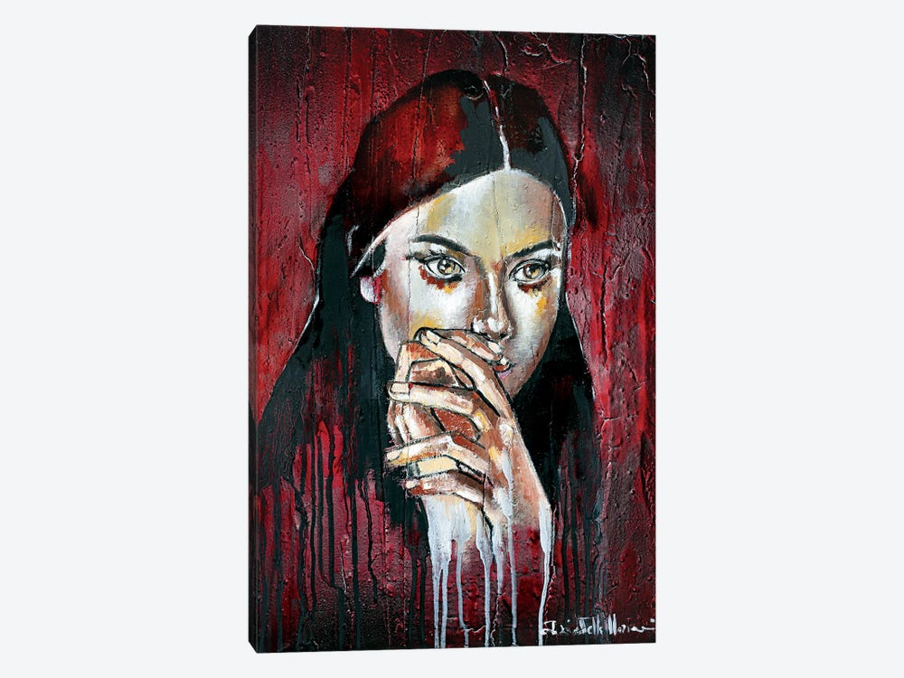 Nothing Is Easy by Donatella Marraoni 1-piece Canvas Art