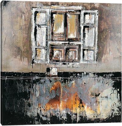 Look Inside Canvas Art Print