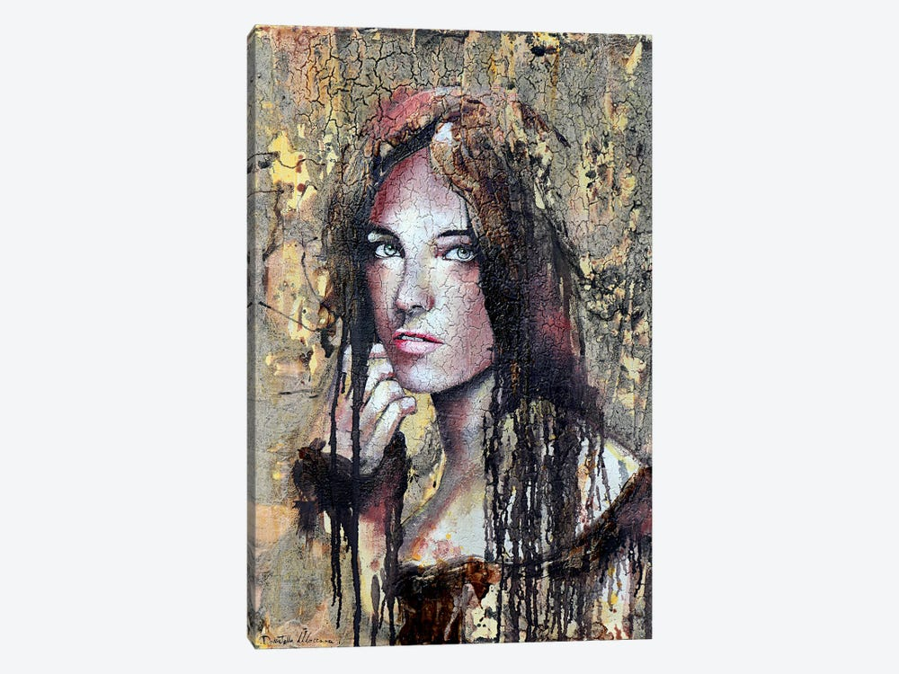 Choose Me by Donatella Marraoni 1-piece Canvas Artwork