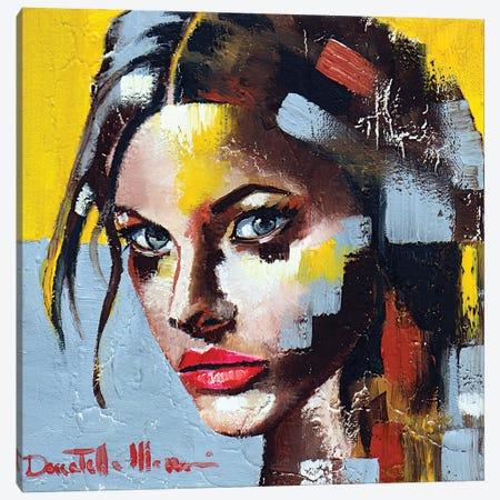Tell Me The Truth Canvas Print #DOM142} by Donatella Marraoni Canvas Artwork
