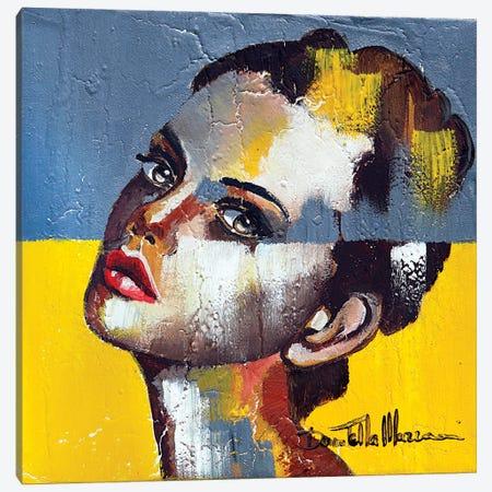 I'm Here Canvas Print #DOM143} by Donatella Marraoni Canvas Art