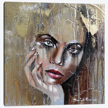 I Feel Gold Canvas Print #DOM145} by Donatella Marraoni Canvas Print