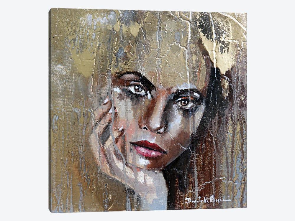 I Feel Gold by Donatella Marraoni 1-piece Canvas Wall Art