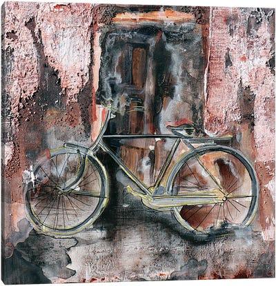 Your Bike...My Memories Canvas Art Print