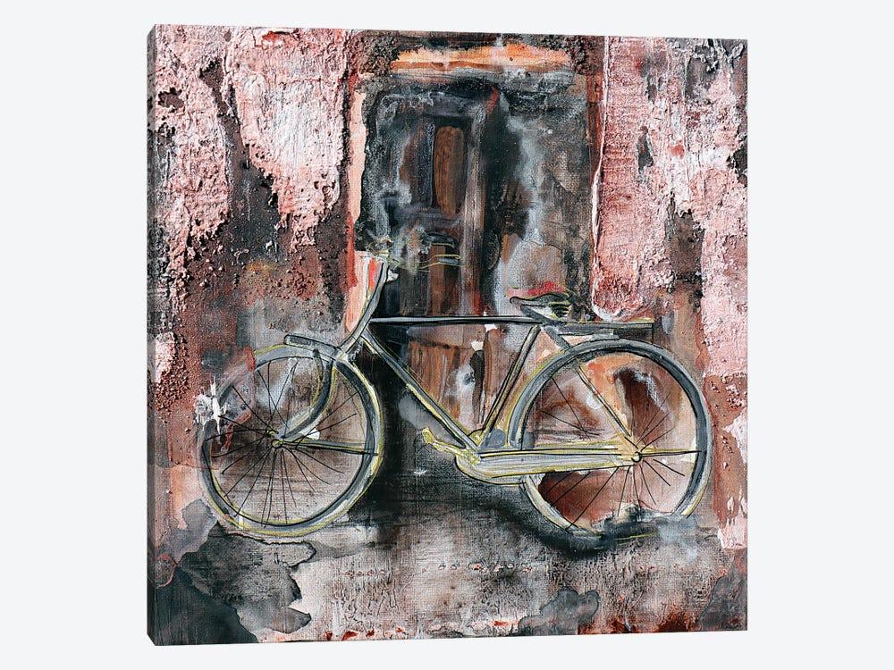 Your Bike...My Memories by Donatella Marraoni 1-piece Art Print