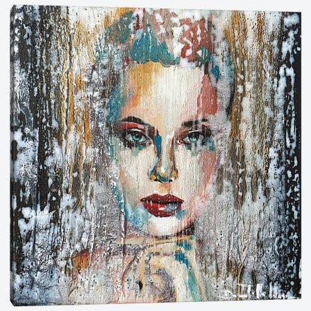 I Feel Confused Canvas Print #DOM150} by Donatella Marraoni Canvas Print