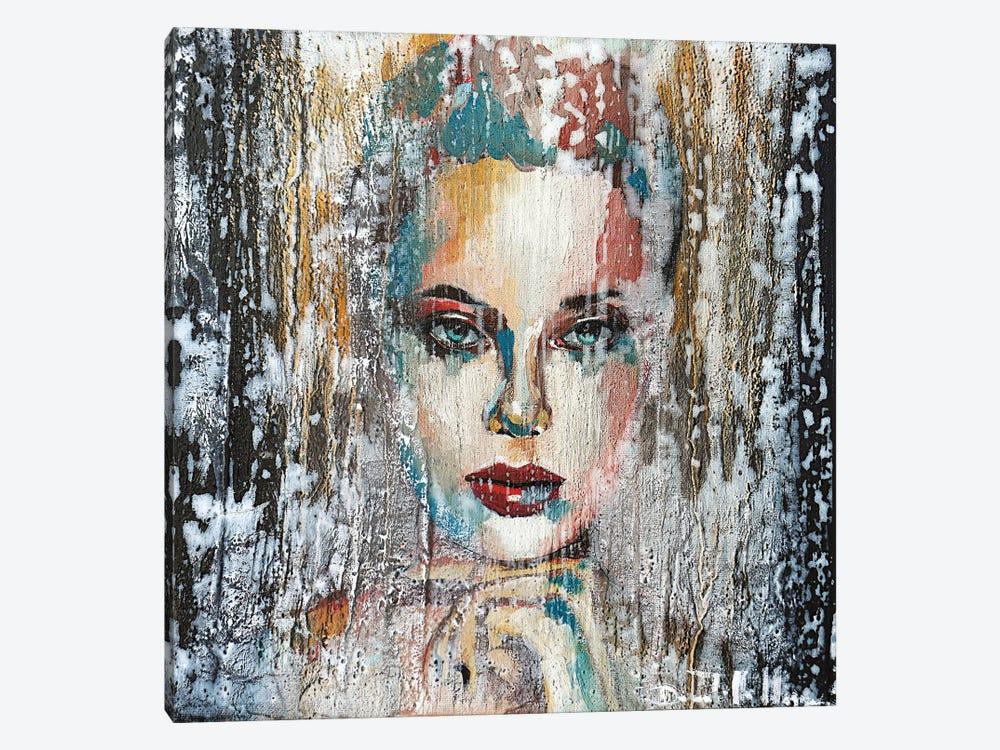 I Feel Confused by Donatella Marraoni 1-piece Canvas Wall Art