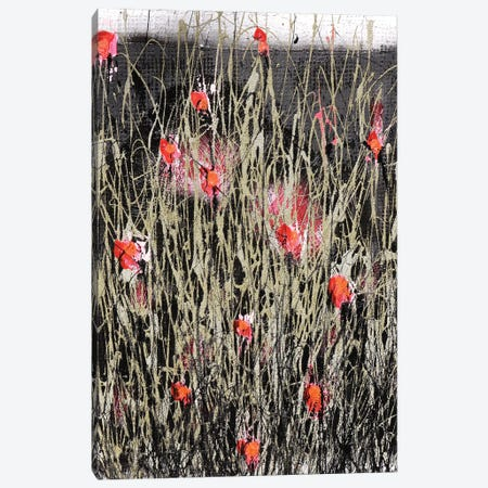 Fields And Feelings Canvas Print #DOM158} by Donatella Marraoni Art Print