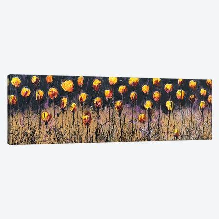 Yellow.... Canvas Print #DOM159} by Donatella Marraoni Art Print