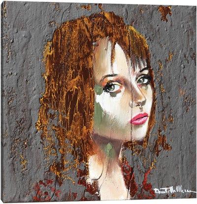 Alysia Portrait II Canvas Art Print