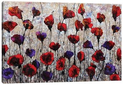 Love Buzz Canvas Art Print