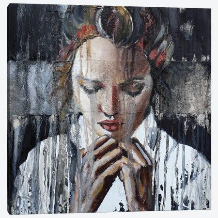 Such A Shame Canvas Print #DOM176} by Donatella Marraoni Canvas Art