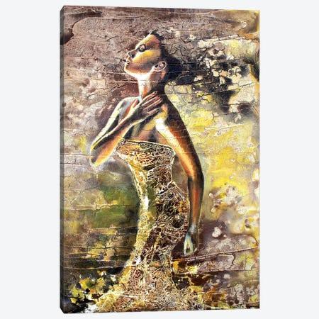 I Wish Canvas Print #DOM18} by Donatella Marraoni Art Print