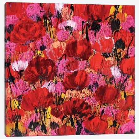 Aria Di Primavera Canvas Print #DOM201} by Donatella Marraoni Art Print