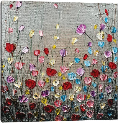 Spring III Canvas Art Print