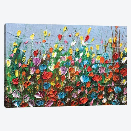 All Together Canvas Print #DOM241} by Donatella Marraoni Canvas Art Print