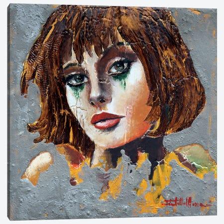 Fight The Power Canvas Print #DOM254} by Donatella Marraoni Canvas Art Print