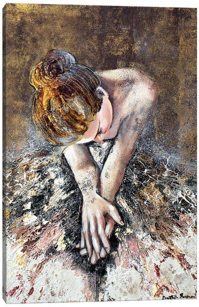 Lost... Canvas Art Print