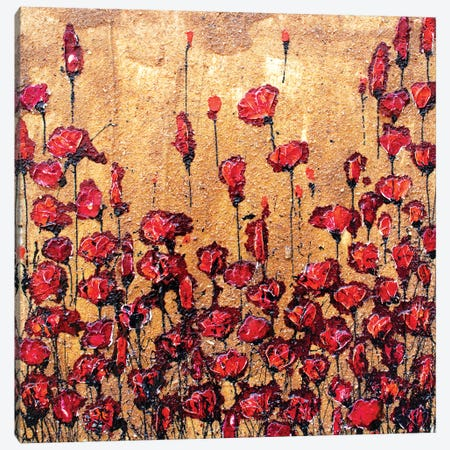 Lovely Summer Canvas Print #DOM28} by Donatella Marraoni Canvas Art
