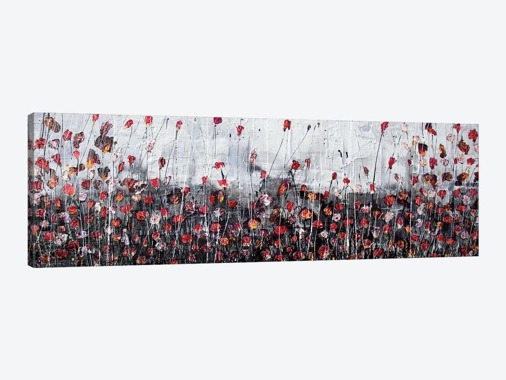 Midnight Kisses by Donatella Marraoni 1-piece Canvas Artwork