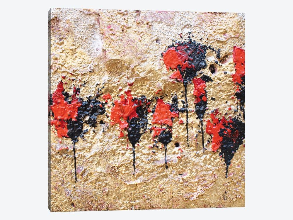 Poppies - Frammenti II by Donatella Marraoni 1-piece Art Print