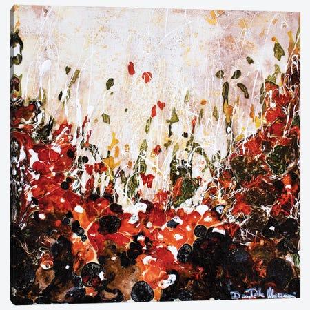 Poppies Canvas Print #DOM43} by Donatella Marraoni Canvas Art