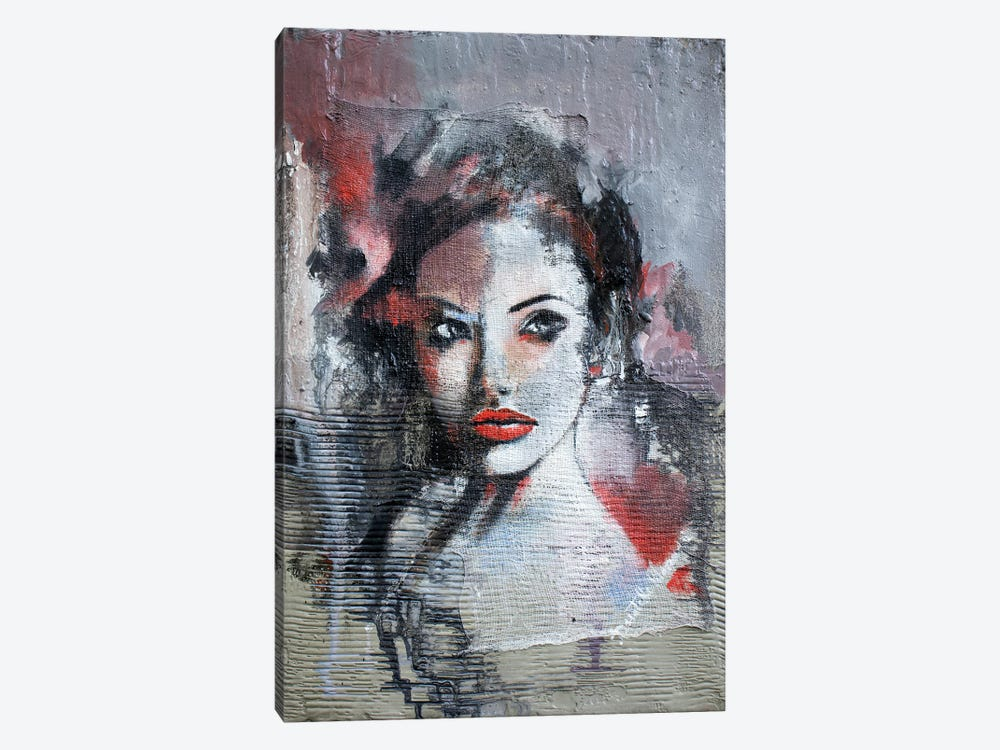 Are You Talking To Me by Donatella Marraoni 1-piece Canvas Wall Art