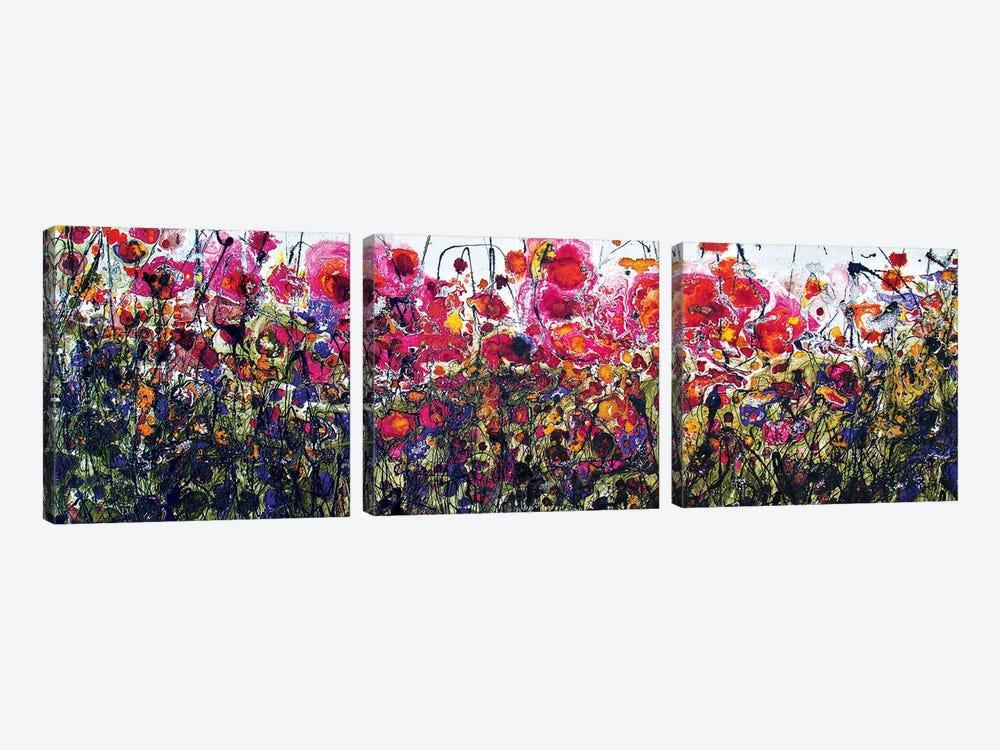 Italian Landscape X by Donatella Marraoni 3-piece Canvas Artwork