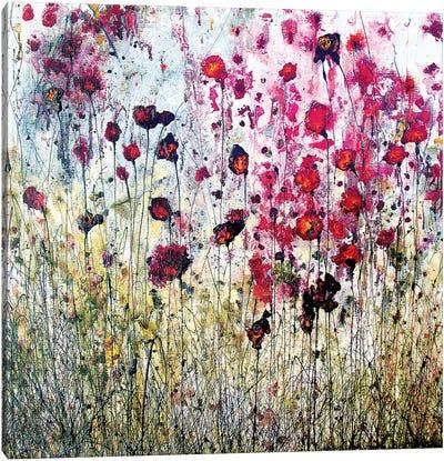 Pulley Canvas Art Print